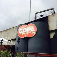 Apesar de ficar no estádio do São Paulo o restaurante é bom!!!