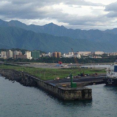 Hualien Harbor