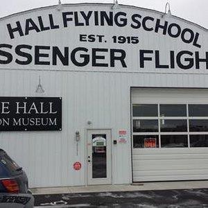 Ernie Hall Aviation Museum Warren Ohio