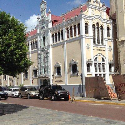Palacio de Bolívar