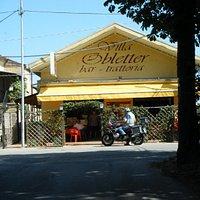 La Trattoria di Villa Obletter