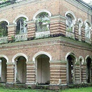 Colonial buildings in Sentul Park