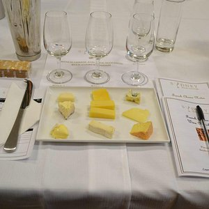 French Cheese and Wine Matching