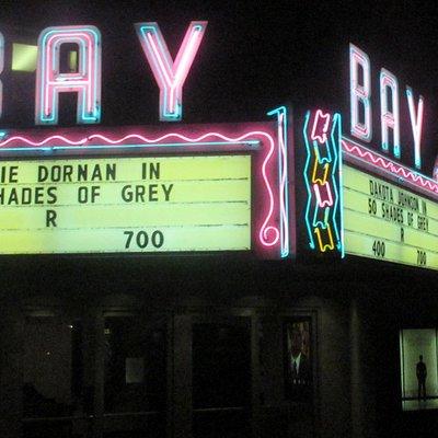 Bay Theatre, Morro Bay, Ca