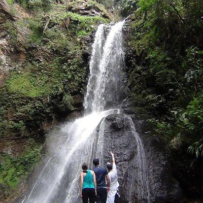 Cachoeira Ronco do Bugio