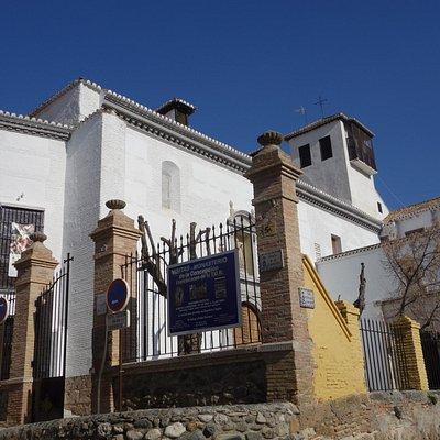 Monasterio de la Concepción, Granada