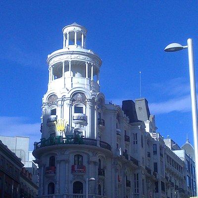 ¡¡Que lindo edificio!!!