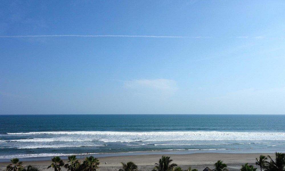 Costa del Sol beach at La Herradura