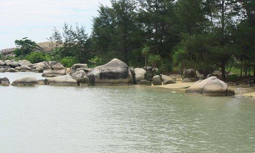 Pantai Selatan Pulau Belitung