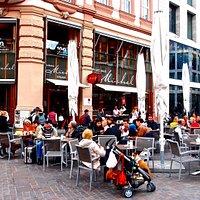 Cafe - Terrasse
