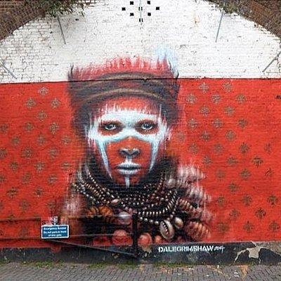 Amazing work by Dale Grimshaw