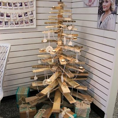 The Christmas tree, all year around ;)