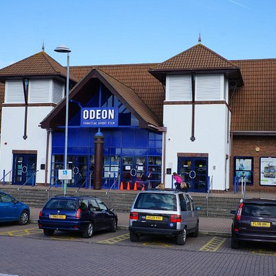 Entrance To The Odeon