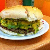 hamburguesa palta