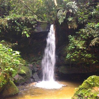 Cachoeira do Ar Condicionado