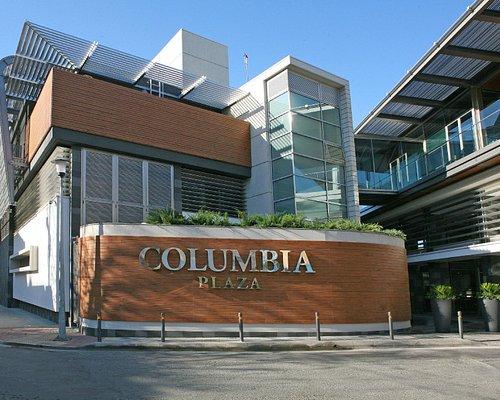 Columbia Plaza Street View