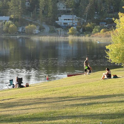 Jim Smith Lake