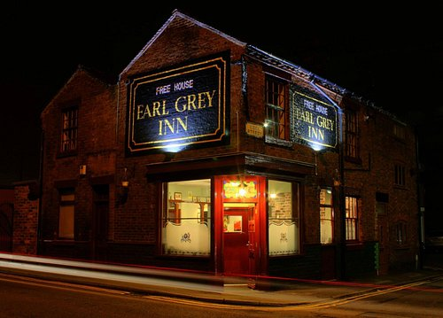 The Earl Grey in the evening. taken by friend and customer Dave Mcneaney.