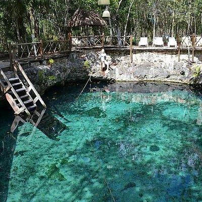 Zazil-Ha Cenote