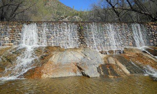 Sabino Dam