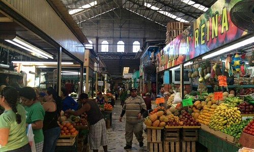 Inside the Mercado