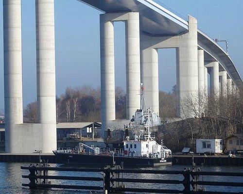 Rügenbrücke Stralsund