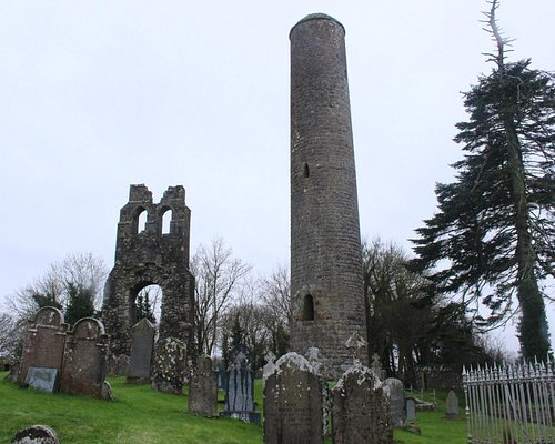 Donaghmore Round Tower and Church