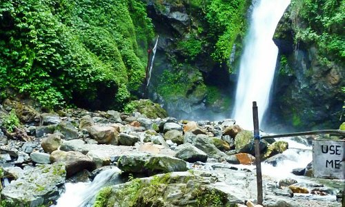 Khangchendzonga Waterfalls (Part 1), Pelling West Sikkim