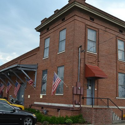 Alabama Veterans Museum building