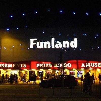 Funland, Blackpool