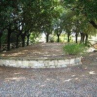 Poggio di Rocca - Il parco