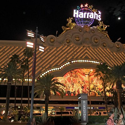 Harrah's Hotels & Casinos. Las Vegas. Nevada.