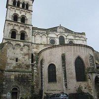 Imagen de la iglesia de Saint-André-le-Bas