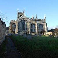 St Martin's Stamford