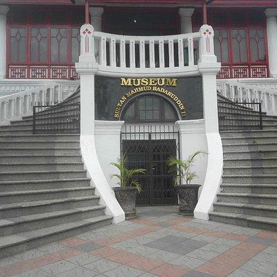 Tampak depan museum