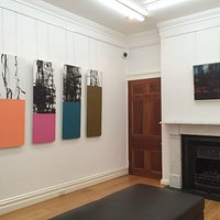 Miles Hall Exhibition ends 14/03/2015 www.badgerandfoxgallery.com