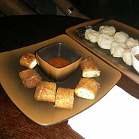 Amazing cheese fingers... Yummiest I have ever eaten