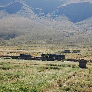 Tren Wara Wara, paisajes entre Uyuni y Oruro