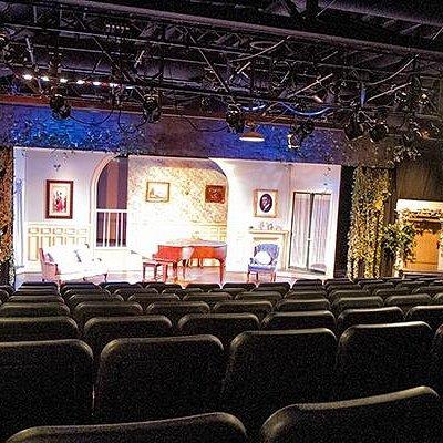 The Jeffrey Nickelson Auditorium