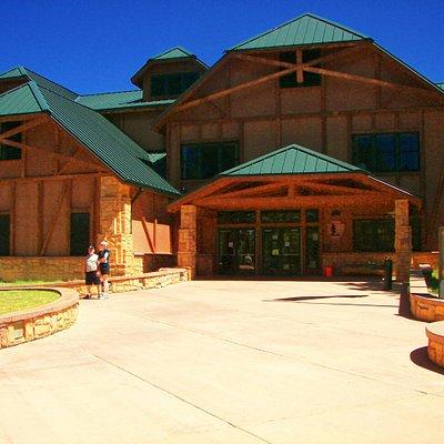 Bryce Canyon Visitor Center