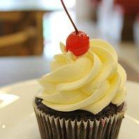 Cupcake Floresta Negra!