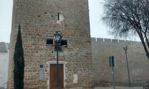 Torreón del portillo de Santo Cristo