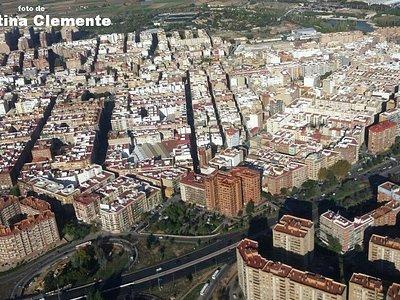 Foto aérea Mislata