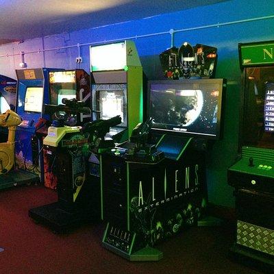 Timewarp Arcade
