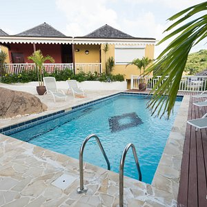 The Pool at the Marquis Boutique Hotel & Spa