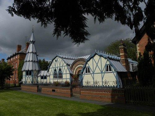 Pump Rooms, Tenbury Wells