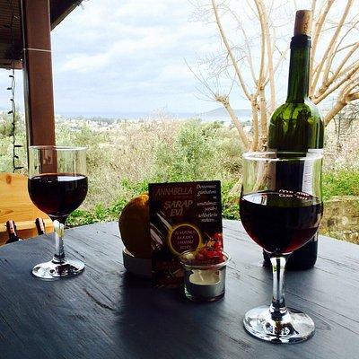Fun day Sunday at Annabella Wine House