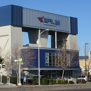 IFLY SF Bay Indoor Skydiving, Union City, CA