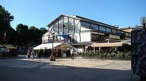 Pula's Marketplace hall