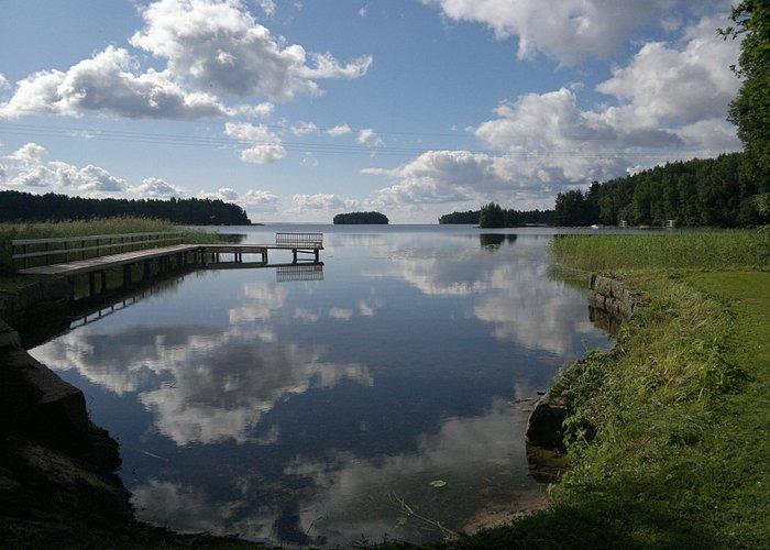 Lake (Säkylän) Pyhäjärvi